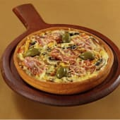 Pizza parisienne