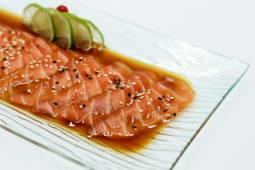 Carpaccio salmon - 10 pezzi