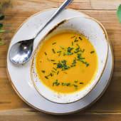 Crema de Zanahoria Healthy
