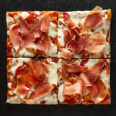 Pizza Ibérica (4 pzs.)