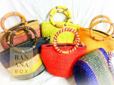 Child sisal basket