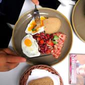 Chez elle breakfast