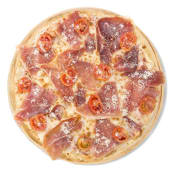 Pizza la serrana (mediana)