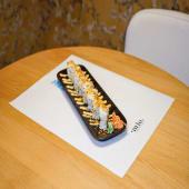 Spicy tuna (8 uds.)