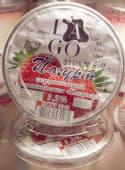 Йогурт Полуниця 32% стак. (250г)