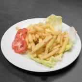 Chips plain