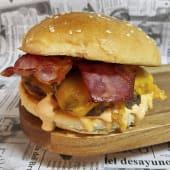 Puum! Cheese Bacon Burger
