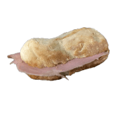 Panino prosciutto cotto gluten free