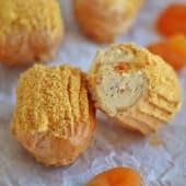 Еклер курага-манго без цукру