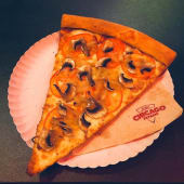 Pizza Lisa The Vegetarian 32cm (Porción)