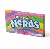 Wonka Rainbow Nerds 5oz Theatre Box