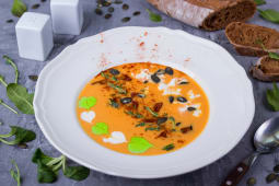 Гарбузовий крем-суп (350г)