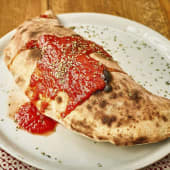 Pizza Calzone Sale e Pepe