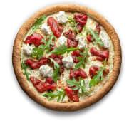 Піца з крем-сиром та запеченим перцем (560г)