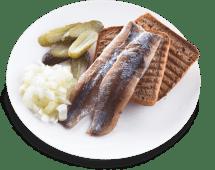 Гриль сендвіч з матіасом (250г)