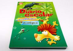 Diario Escolar Ecuatoriano Y Ecologico Veta Ediciones