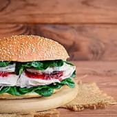 Honeymoon burger