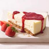 Strawberry Cheesecake تشيز كيك فراولة