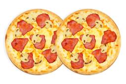 Піца Шинка гриби (акція 1+1)
