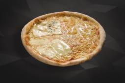 Pizza qua formaggi