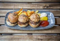 Mini hamburguesita clásica (ud.)