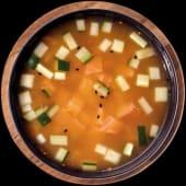 Spicy miso losos