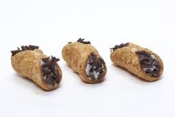 Cannolo Siciliano Piccolo - Cioccolato