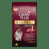 Gran Plus Gourmet Perro Adulto Mediano Y Grande Sabor Cordero&Arroz3Kg