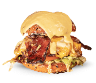 The Cheesezilla Burgr