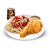 1PZ Chickenjoy - Jolly Spaghetti
