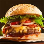 Jack Daniels Burger con Ternera Asturiana
