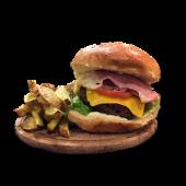 Promo hamburguesas