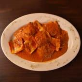 Ravioli De Carne En Salsa Parma Rossa