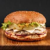 Бургер Гаваї (320г)