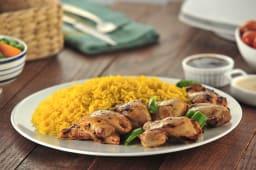 Shish taouk & rice