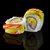 Crab cali roll
