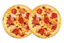 Піца Супер м'ясо (акція 1+1)