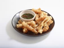 107. Chilli squid