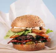 "Бургер ""The Burger"" (390г)"