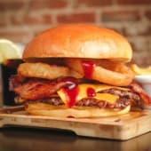 Texas BBQ  Smash Burger