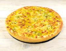 Піца Чотири сиру ціла