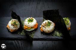 Mini Sushi Burguer – 4 Peças