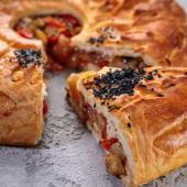 Пиріг з овочами (125г)