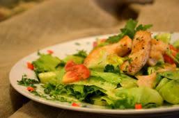 Салат з куркою (220г)