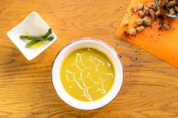 Supa crema de sparanghel