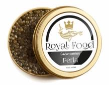 Caviar Perla - Servito con pane e burro