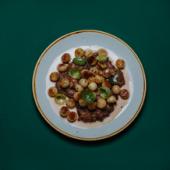Сальтінбокка з трюфельною картоплею (340г)