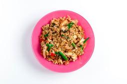 Рис з овочами (380г)