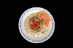 Рис з яєчним соусом (550г)