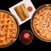 Combo 2 Pizzas